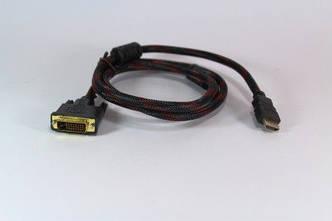 Кабель HDMI-DVI (V1.4) 1.5M