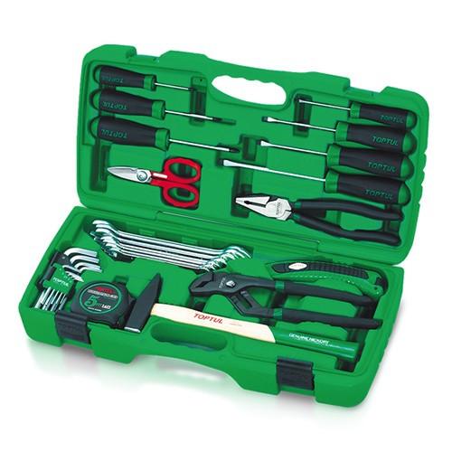 Комбинированный набор инструментов 30ед. TOPTUL GAAI3001, набор инструментов для дома
