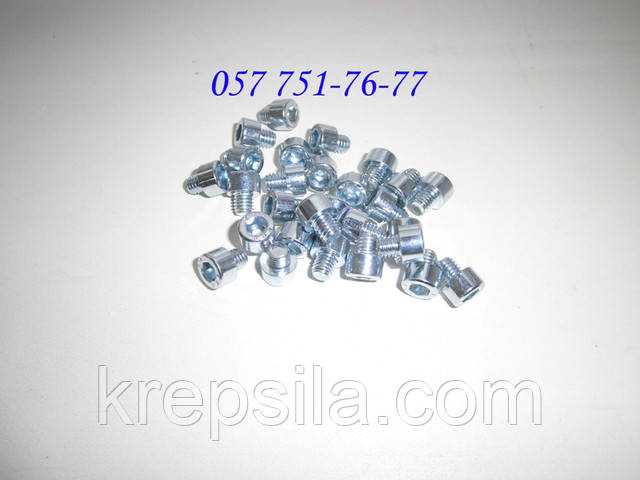 Винт М8 DIN 912, с шестигранным углублением под ключ, ГОСТ 11738-84, класс прочности 10.9 | Фотографии принадлежат предприятию Крепсила