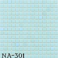 "Стеклянная мозаика Eco-mosaic серия ""Глянец"" 2х2см NA301"