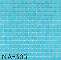 "Стеклянная мозаика Eco-mosaic серия ""Глянец"" 2х2см NA303"