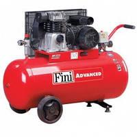 Поршневой компрессор 365л/мин, 90л, 2,2кВт Fini MK103-90-3T(400/50) ADVANCED