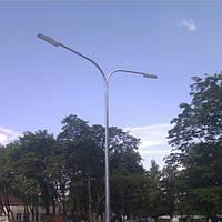 Стальная оцинкованная опора высотой 6 м  6AS62-144F(4)