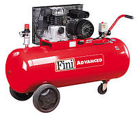 Поршневой компрессор 365л/мин, 150л, 2,2кВт Fini MK103-150-3M(230/50) ADVANCED