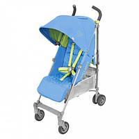 Maclaren Quest коляска-трость, цвет Marina/Limeade
