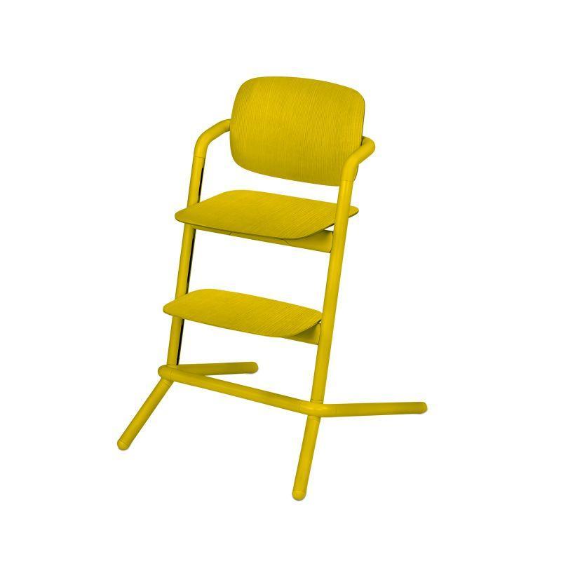 Стульчик Cybex Lemo Wood Canary Yellow