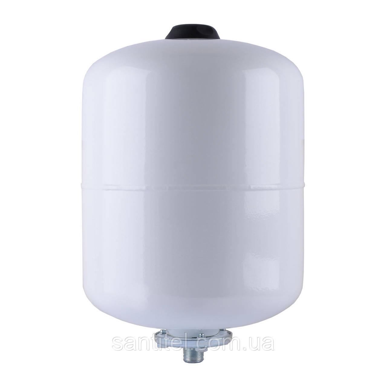 Гидроаккумулятор cо сменной мембраной   24л ZILMET HY-PRO 10bar, белый ( 11H0002400 )