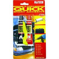 Эпоксидний клей ALTECO 3 TON QUICK (чёрный)