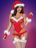 Новогодний костюм MERRILY SUIT, S/М, L/XL