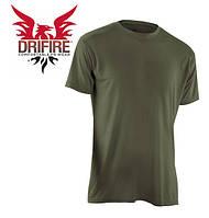 Футболка огнестойкая DriFire - Marine Olive Drab