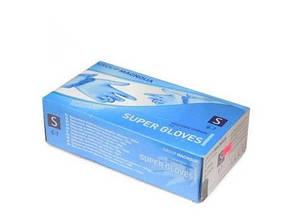 Рукавицы медицинские резиновые Nitril Basic S (50/500)