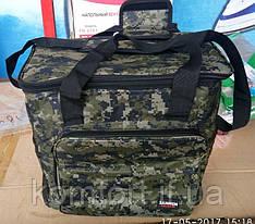Термосумка сумка холодильник на 40л TS-1081 + Акумулятор холоду в Подарунок