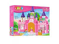 """Конструктор """"Замок принцессы"""" JDLT 5255, 130 деталей"""