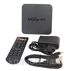 Смарт тв приставка MAQ-4k 1G + 8G