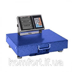 Ваги торгові DOMOTEC ACS-350кг 35*45 W