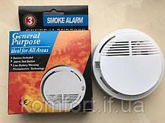 Датчик дыма для домашней сигнализации JYX SS168 беспроводной