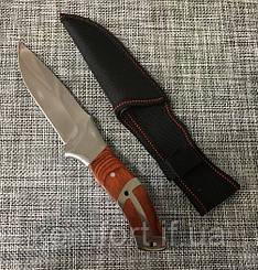 Охотничий нож с чехлом Columbia Н-370 / К320В / 26 см