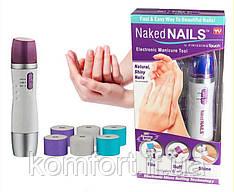 Прилад для поліровки і шліфування нігтів Naked Nails