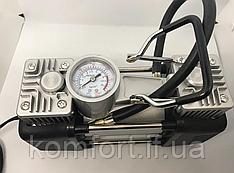 Автомобільний Компресор 628-4*4 (DOUBLE BAR GAS PUMP) 12 V, 200 PSI