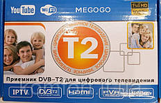 Цифровий Телевізійний Приймач Megogo TV Тюнер Т2