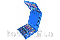 Детский набор для творчества и рисования 208 предметов (blue), фото 3