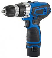 Аккумуляторный шуруповёрт screw driver синий