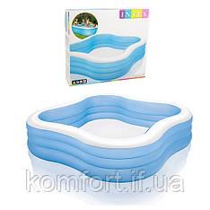 Дитячий надувний басейн Intex 57495 «Акварена»