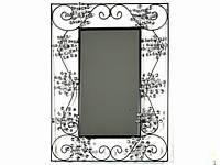 Зеркало / Champagne / Ажурная рамка / Прямоугольное 70x50x2 см