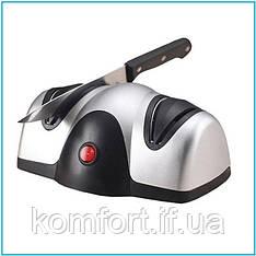 Електрична точилка для ножів (ножеточка) Knife Sharpener від мережі 220 В