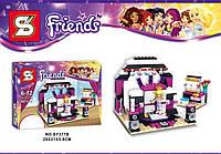 Конструктор Bela серия Friends / Подружки SY377B Генеральная репетиция (аналог Lego 41004)