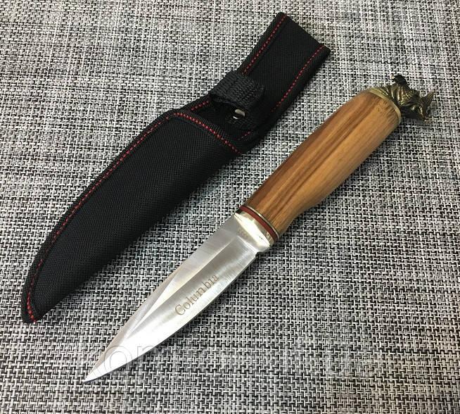 Мисливський ніж носоріг Colunbia А3233 25см / Н-7812