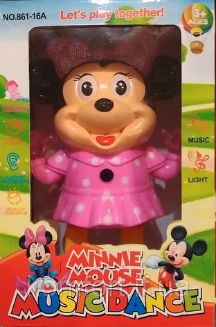 Интерактивная игрушка Minnie Mouse Music Dance, фото 2