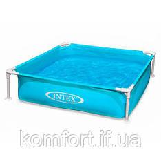 Дитячий каркасний басейн intex 57173
