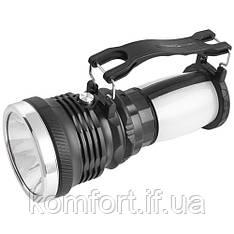 Акумуляторний ліхтарик Yajia 2891-1W+16SMD