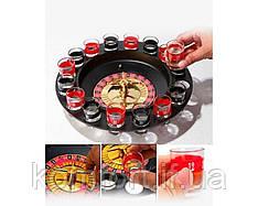 Алкогольная рулетка (16 рюмок) 066-p