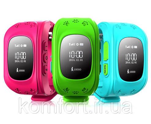Дитячі смарт годинник Smart Baby Watch Q50, фото 2