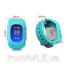 Дитячі смарт годинник Smart Baby Watch Q50, фото 3