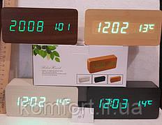Електронні настільні годинники ZJ-010