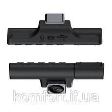 """Автомобільний відеореєстратор на 3 камери C9, LCD 4"""", WDR, 1080P Full HD, фото 3"""