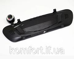 Дзеркало заднього виду реєстратор V9TP 3 камери 5 дюймів, фото 3