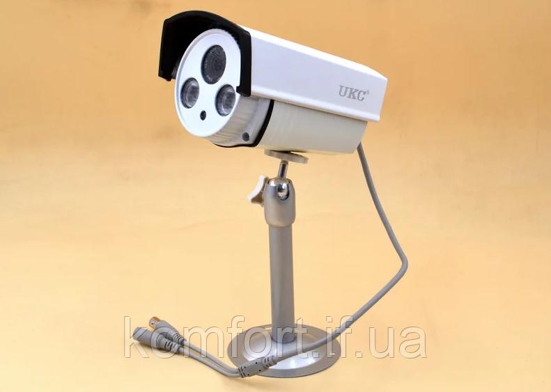 Камера відеоспостереження CAMERA UKC CAD 925 AHD 4mp\3.6 mm, Камера спостереження з деталізацією