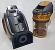 Пылесос колбовый (контейнерный) с турбощеткой Domotec MS 4408 220V/3600W, фото 2