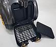Пылесос колбовый (контейнерный) с турбощеткой Domotec MS 4408 220V/3600W, фото 4