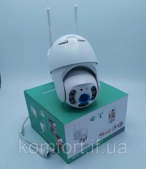 Камера відеоспостереження PTZ WiFi xm 2mp