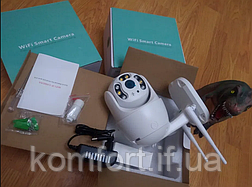 Камера відеоспостереження PTZ WiFi xm 2mp, фото 2