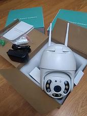 Камера відеоспостереження PTZ WiFi xm 2mp, фото 3