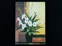 Цветы 3 / Картина 11x17x1 см