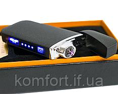 USB Запальничка електроімпульсна ZGP 22, Сенсорна електрозапальничка