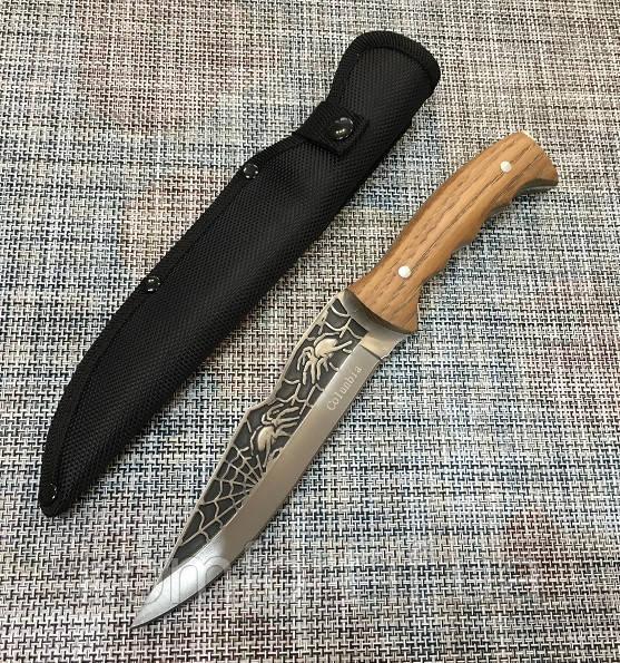 Мисливський ніж Павук Colunbia 25,5 см / Н-900