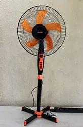 Підлоговий вентилятор Domotec MS-1620 з таймером, 3 режими, 40W